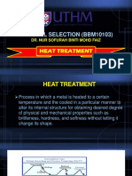 Heat Treatment (Slide)