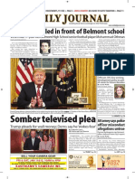 San Mateo Daily Journal 01-08-19 Edition