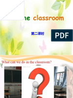 《in the Classroom》PPT课件