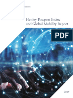 HPI Global Mobility Report 2019