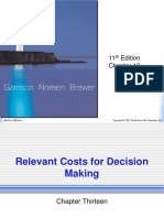 Chap013 Relevant Cost.ppt