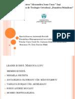Tema de Grup Management Centru de Sprijin in Caz de Suicid (1)
