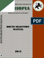 Route Selection Manual 2013.pdf