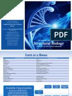 StructuralBiologyMeet 2019 Brochure