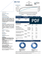 IFMR FImpact Income Builder Fund - Fund Fact Sheet - September 18