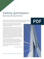 Family Governance