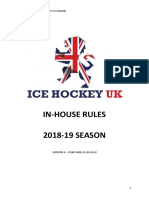 Ice Hockey Equipment Checklist (PDF)