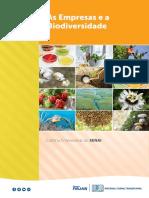 Sistema Firjan Empresas Biodiversidade 2015