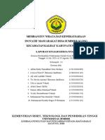 laporan kkn kewirausahaan