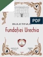 Buletinul Fundației Urechia Nr. 18, An 2017
