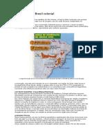 Mineiração no Brasil colonial
