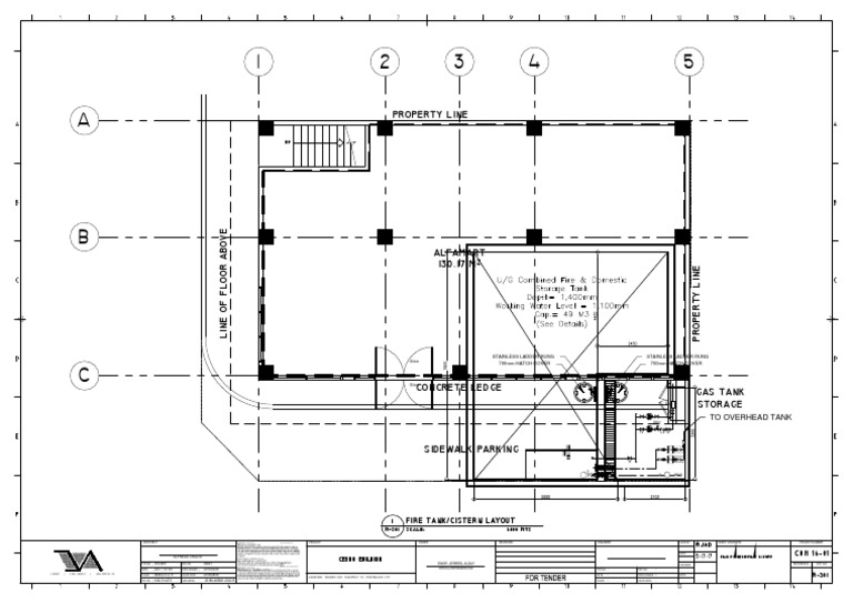 Cerdo Fire Pro Pump Room Layout | Intellectual Property Law