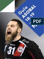 Guia ASOBAL 2018-2019