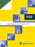 GERDAU - Catalogo de Produtos CG