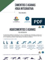 1502477892Aquecimentos e Asanas Integrativa Para Iniciantes - Centro de Yoga Montanha Encantada