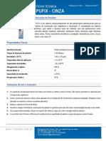 Tds Ficha Tecnica Pufix Cinza Rev 06 17