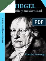 Hegel Filosofía Modernidad