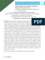 AVALIAÇÃO DO CONFORTO TÉRMICO NO CENTRO DE CONVIVÊNCIA INFANTIL (CCI) DA UNESP – BAURU.