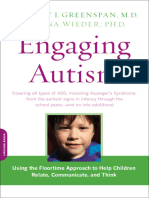 Floortime approach to helping autistic children