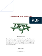 Traditional Picnic Table.pdf