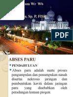 ABCES PARU 1