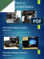 Summary Report on FLIR T200