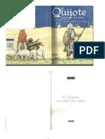 Don Quijote Contado a Los Ninos Por Rosa Navarro Duran
