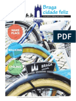 """Suplemento """"Placemaking, walking and cycling"""" - FICIS"""