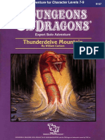XS2 - Thunderdelve Mountain