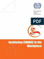 Instituting CHANGE in the Workplace