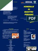 Para Los Maestros Ascopanos y Peruanos - Dionicio 2018
