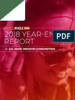 BuzzAngle Music 2018 US Report Industry