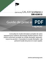 Galaxy Express 2 SM-G3815 QSG Open Fre