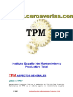 TPM - Mantenimiento Productivo Total.doc