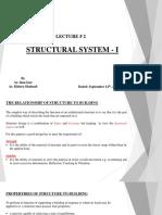 Lecture No 2