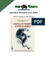 Apuleyo Mendoza, Plinio - Aquellos Tiempos Con Gabo.Doc