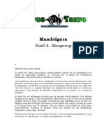 Alsogaray, Raul - (2000) Mandragora.doc