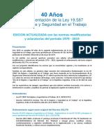Indice Edicion Actualizada Decreto 351 79