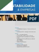 Contabilidade e Empresas
