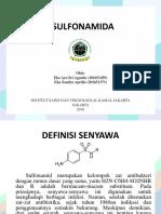 Sulfonamida