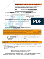 Apuntes Proposiciones Subordinadas Adjetivas 18-19