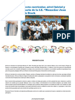 Proyecto Curricular