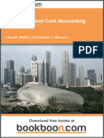 Walther L.M., Skousen C.J. - Managerial and Cost Accounting Exercises 1