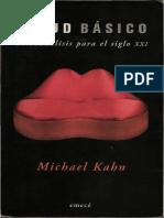 Freud Basico Analisis Psicoanalitico