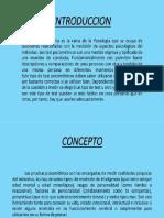 De La Seccin de Psicotcnia Al Laboratorio de Psicometra - Seis Dcadas de Algo Ms Que Medicin Psicolgica en Colombia