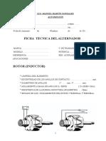 Ficha de La Práctica Alternador