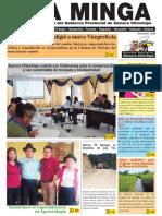 La Minga Informativo Diciembre  2018 #ZamoraChinchipe