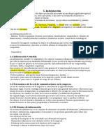 Resumen 1 Sistemas de la información aplicados a la empresa