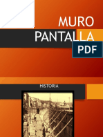 Muro Pantalla