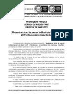 Propunere tehnica - licitatii